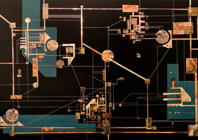 Conductive Cartographies Series