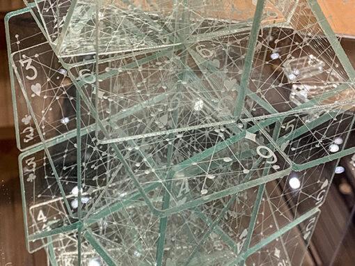 Glasshouse of Cards II : Tesseract